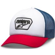 Alpinestars Joe Hat White/Red/Navy